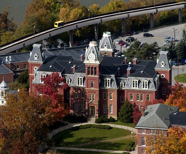 WEST VIRGINIA UNIVERSITY (photo courtesy of Parsons)